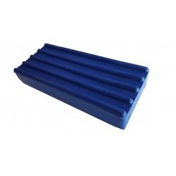 Poduszka podpory niebieska