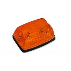 Lampa obrysowa pomarańczowa